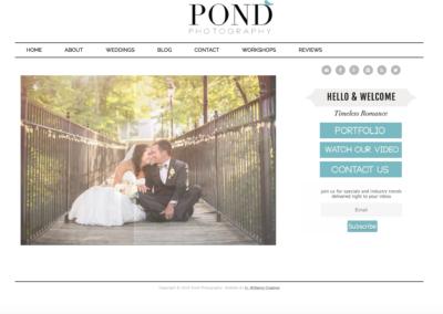 Pond Photography