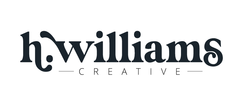 H. Williams Creative | Kansas City Website Design, Logo Design, Branding